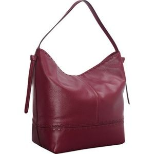 New Cole Haan Brynn Hobo Purse Leather Handbag
